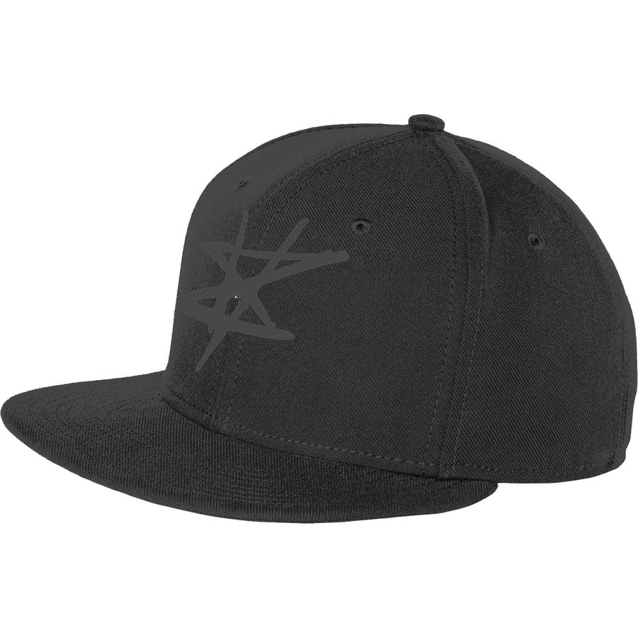 Image of Vexagram Black Logo Hat
