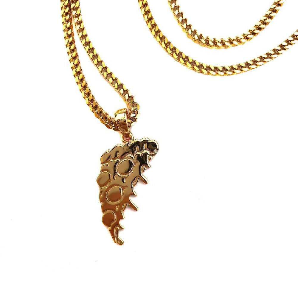 Image of Official golden slice squad chain THA CRIZZLY SPECIAL