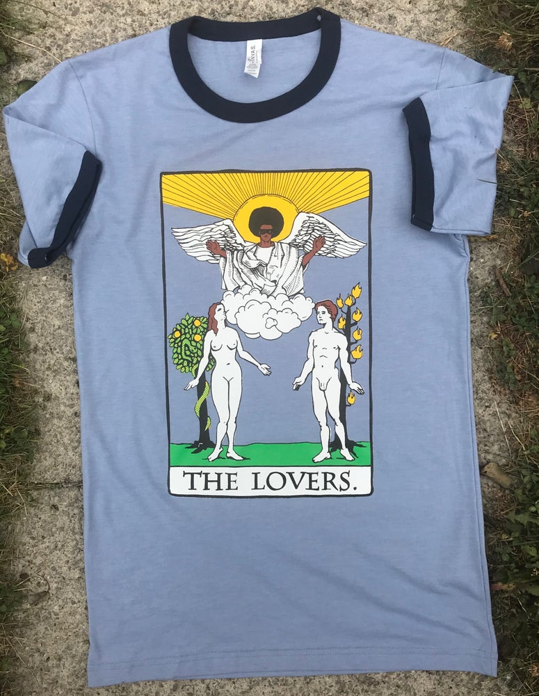 Image of The Lovers by Sam Thorp