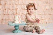 Image of Lil' Lacey Lou Leg Warmers - Vanilla Cream, Pink, Soft Grey - Toddler Girl - $16 OFF!