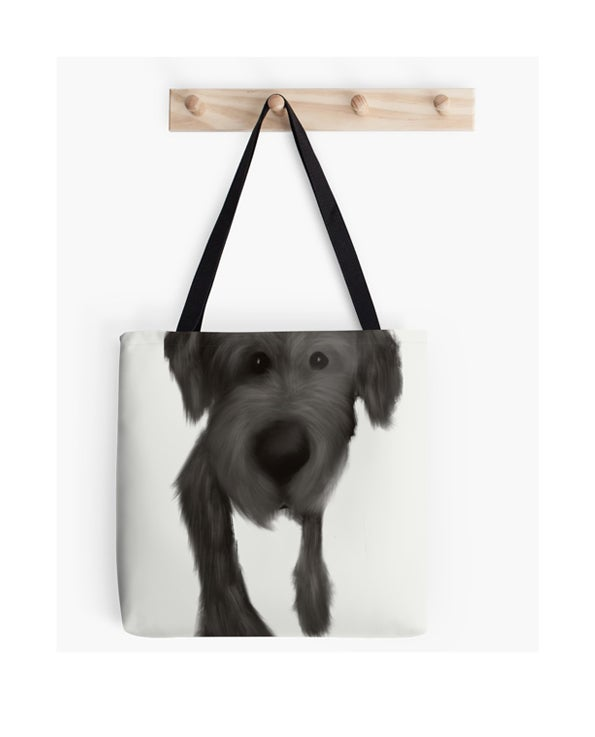 Image of Tote bag: I've got this