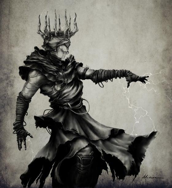 Image of Stormcaller Warlock