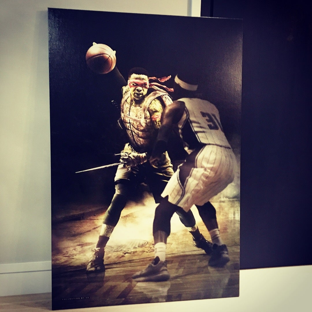 "Image of ""RAPHAEL"" CANVAS"