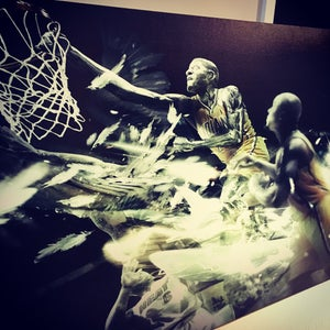 "Image of ""SILVER SURFER"" CANVAS"