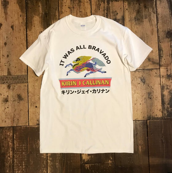 Image of KIRIN J CALLINAN - BRAVADO JAPAN T-SHIRT