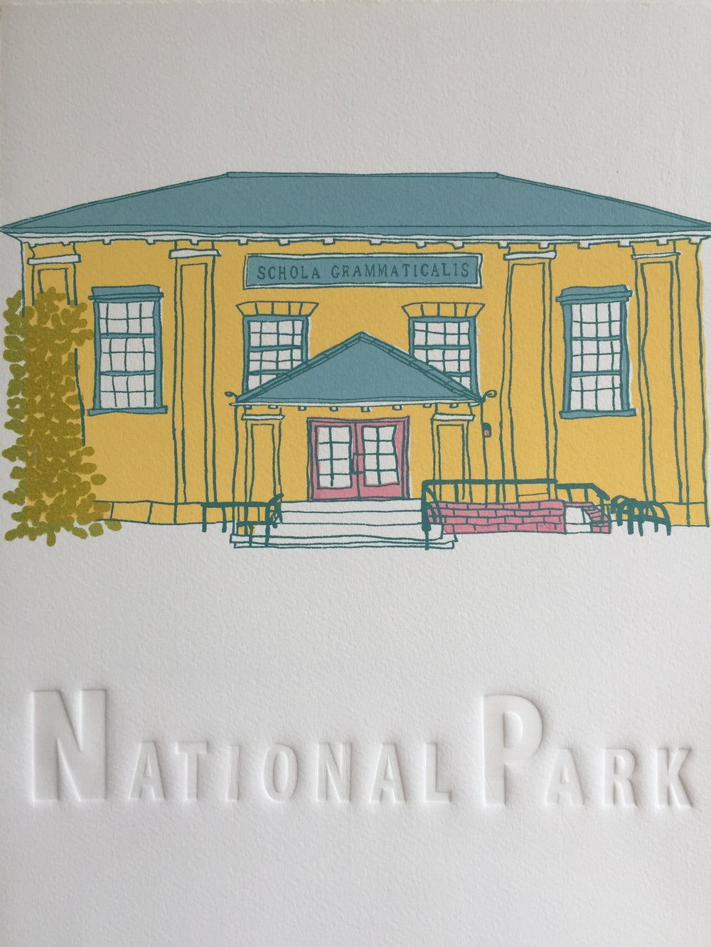 Image of N is for National Park