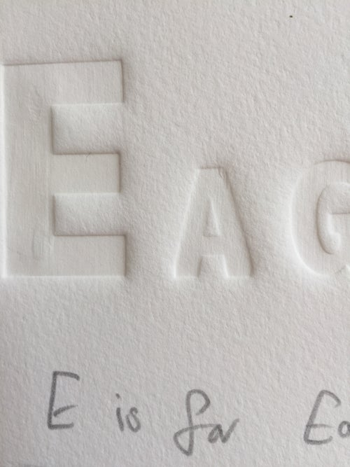 Image of E is for Eagle House