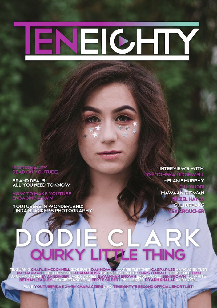 Image of TenEighty Magazine Issue 03 (August 2016)