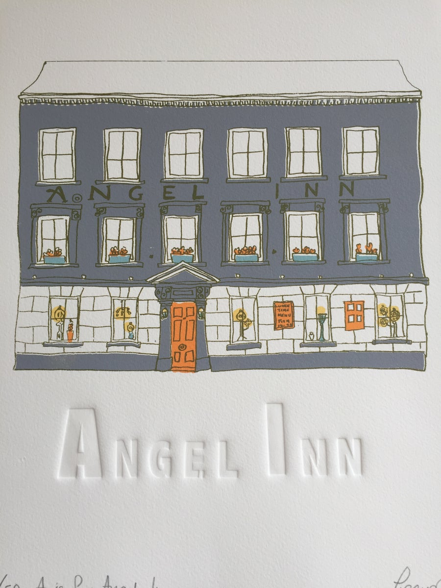Image of A is for Angel Inn
