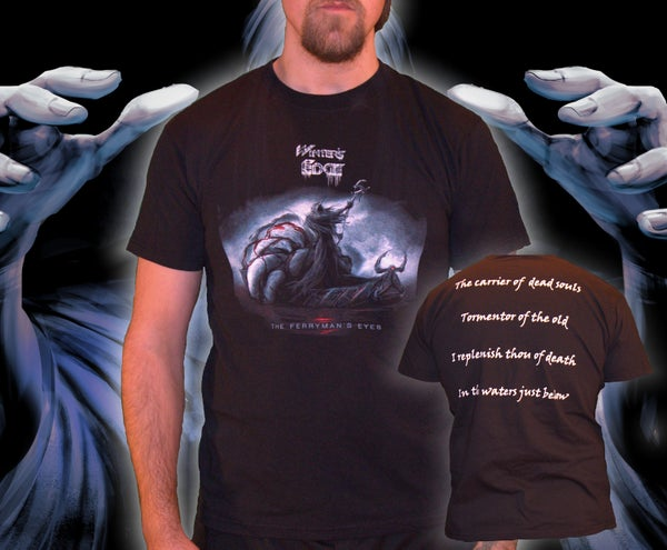 Image of Ferryman's Eyes Double Sided T-Shirt
