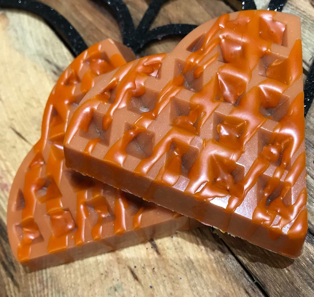 Image of Waffle Wedge Wax Melts