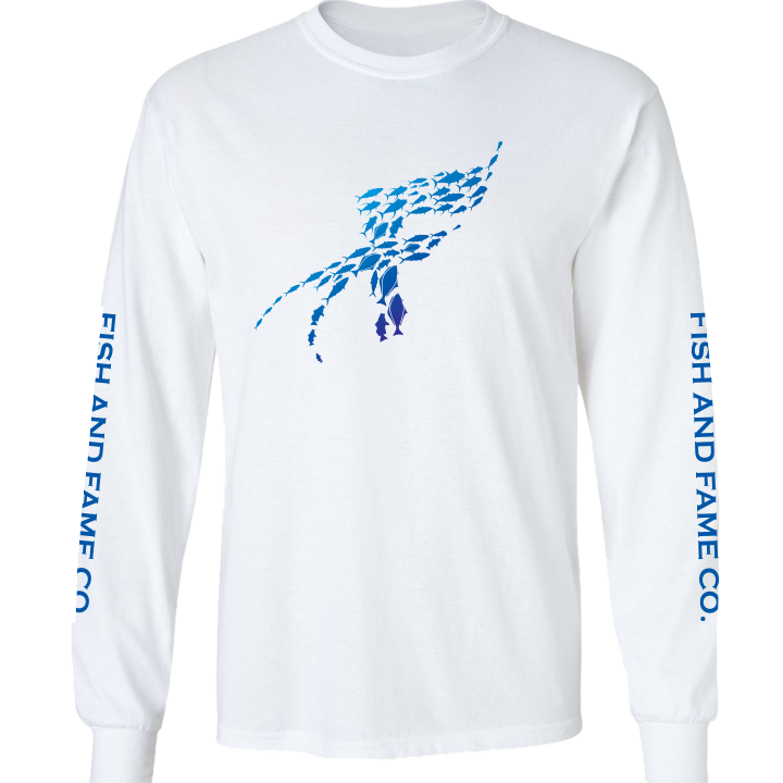 Image of F-X Long Sleeve (white)