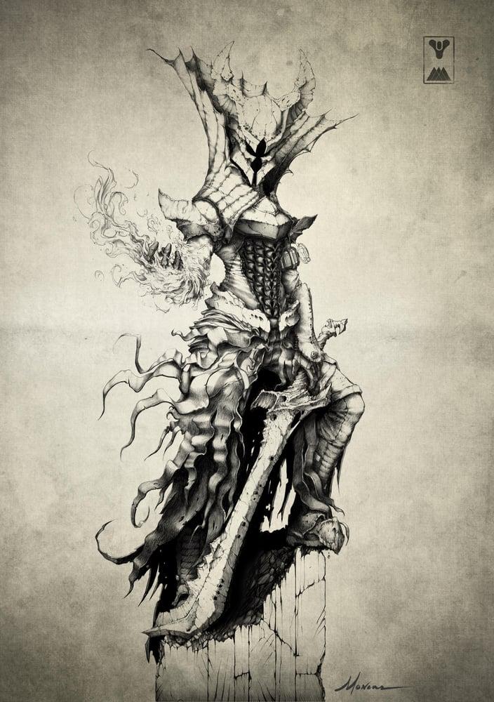 Image of Crota's End Warlock