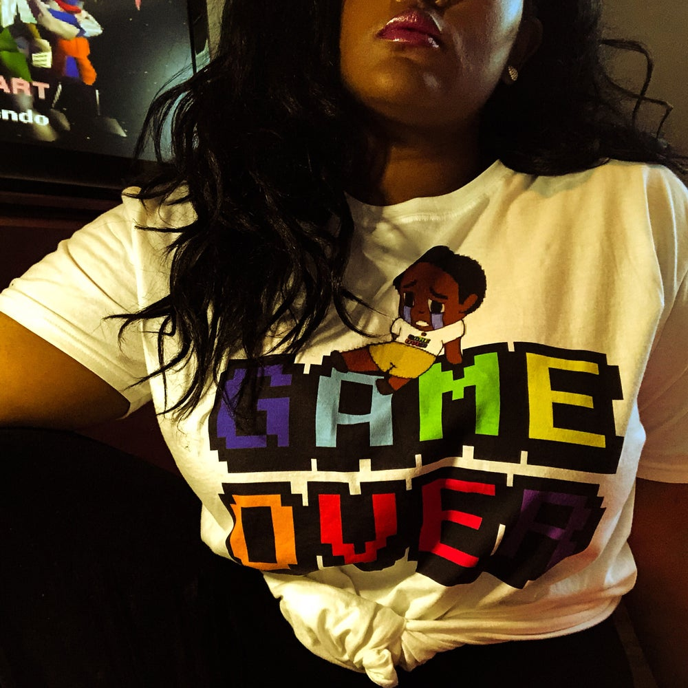 Image of Game Over Boy Tee