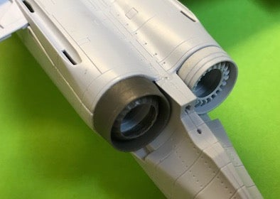 Image of Improved Exhaust Jet Pipes for Airfix Phantom