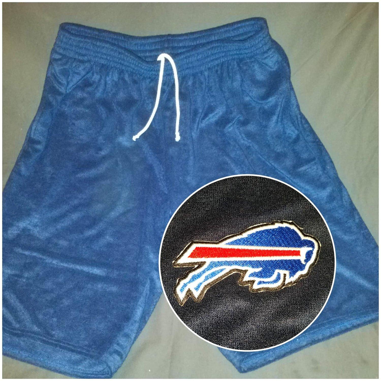 Image of Buffalo Bills Themed Towel Shorts