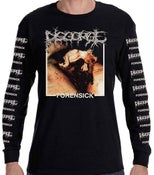 Image of DISGORGE 'Forensick' long sleeve