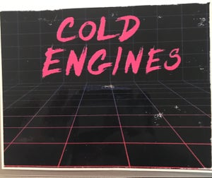 Image of Large Cold Engines Sticker
