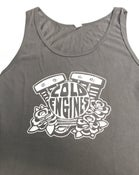 Image of Super Soft Tank Top GRAY (Unisex)
