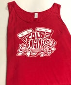 Image of Super Soft Tank Top RED (Unisex) SOLD OUT