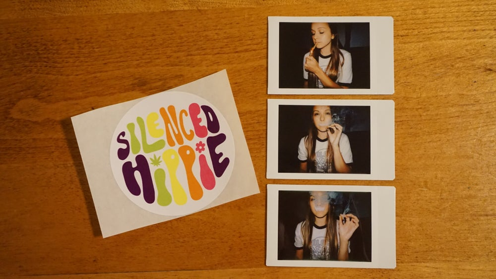 Image of Polaroid Photo Set - Joint Sesh