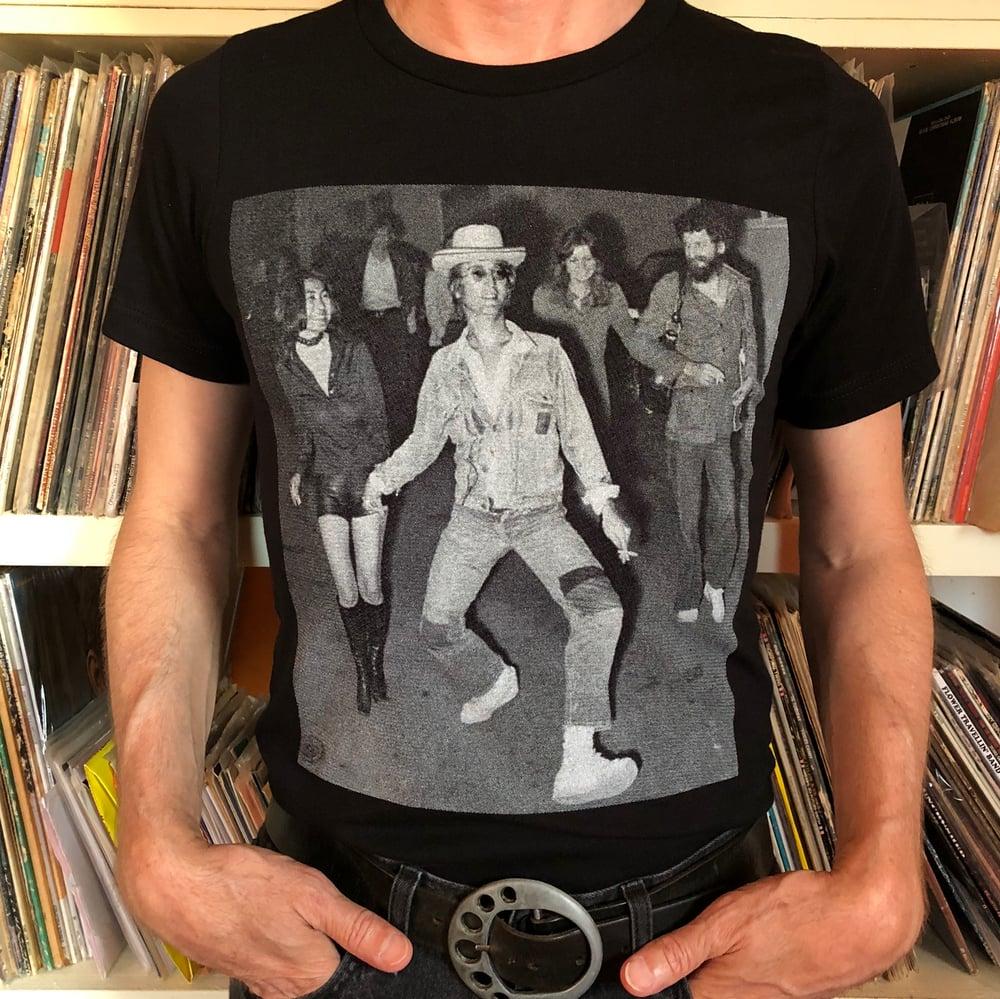 Image of John & Yoko t-shirt