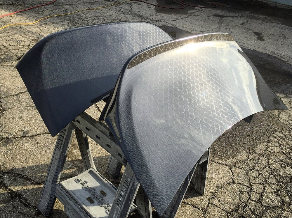 Image of FR-S/BRZ/GT86 Duckbutt trunk