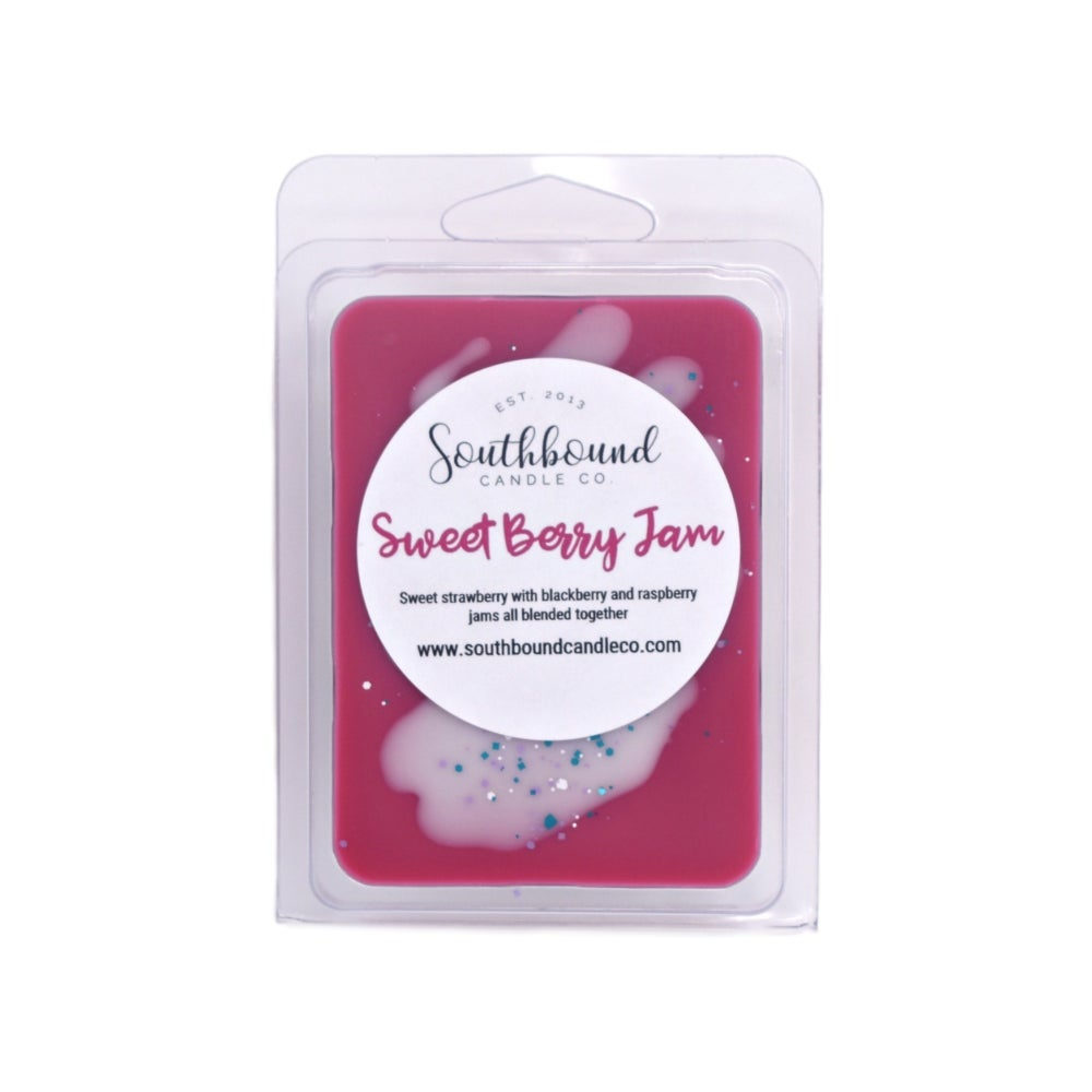 Image of Clamshell - Sweet Berry Jam