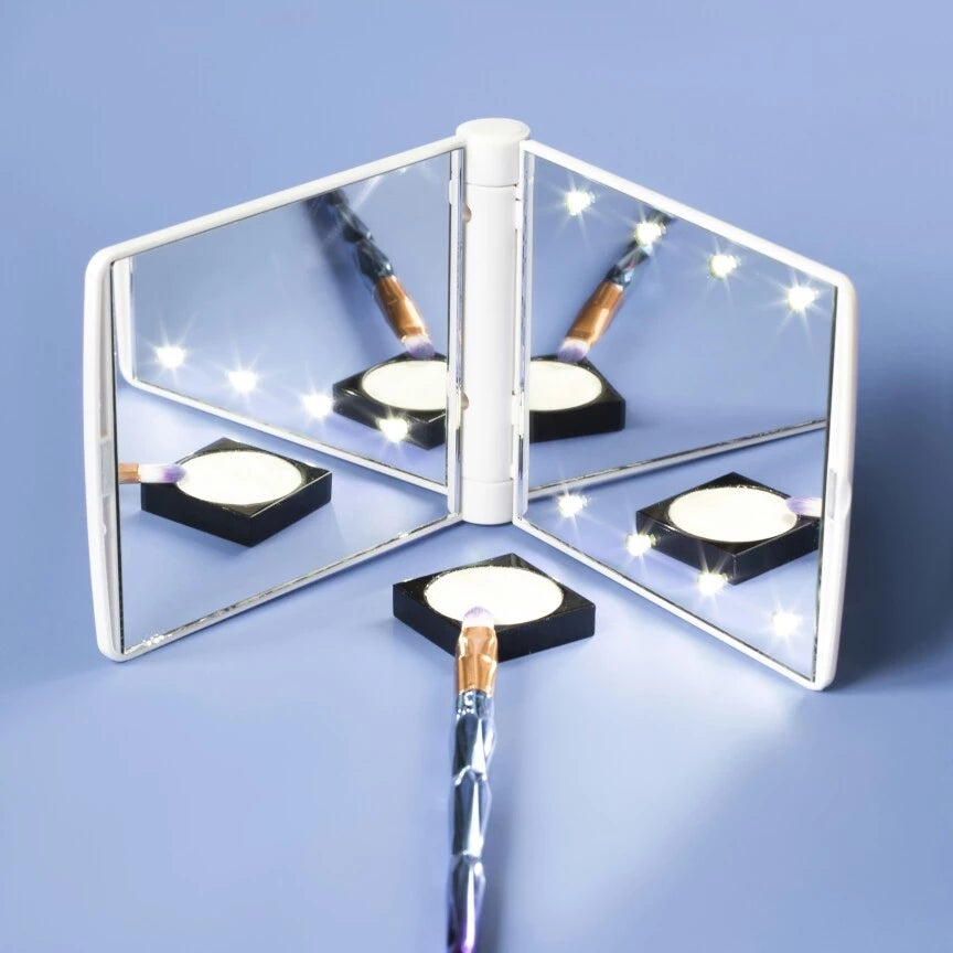 Image of LED Compact Mirror