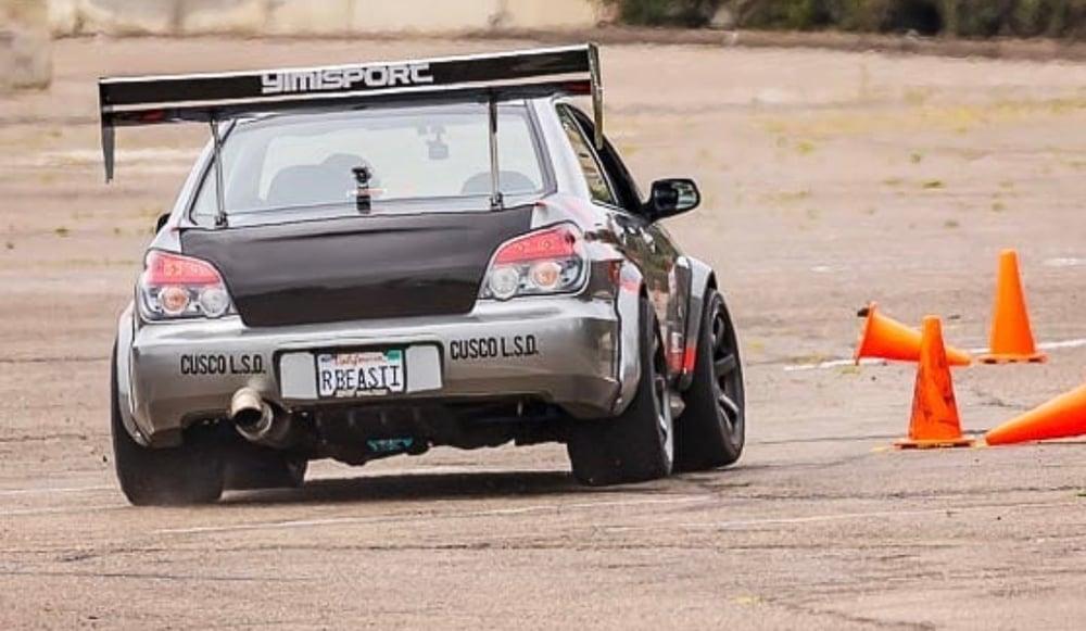 Image of Subaru GD sedan Performance Spec. Trunk