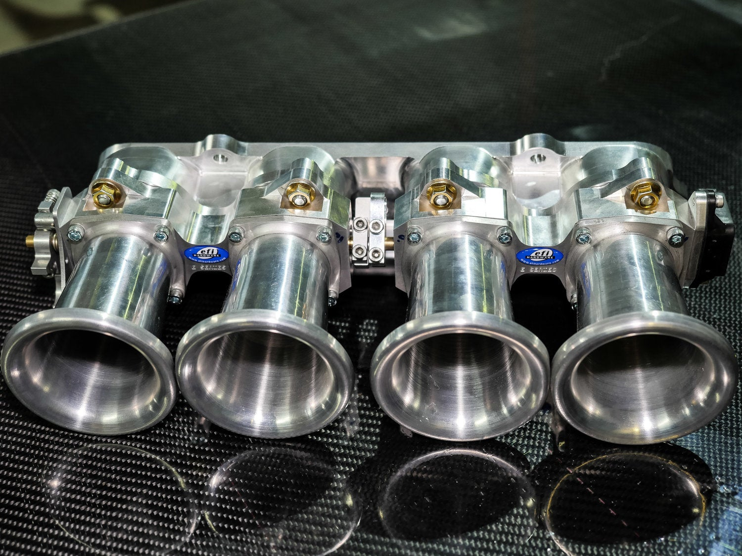 Image of 50MM 3SGE BEAMS ITB COMPLETE KIT
