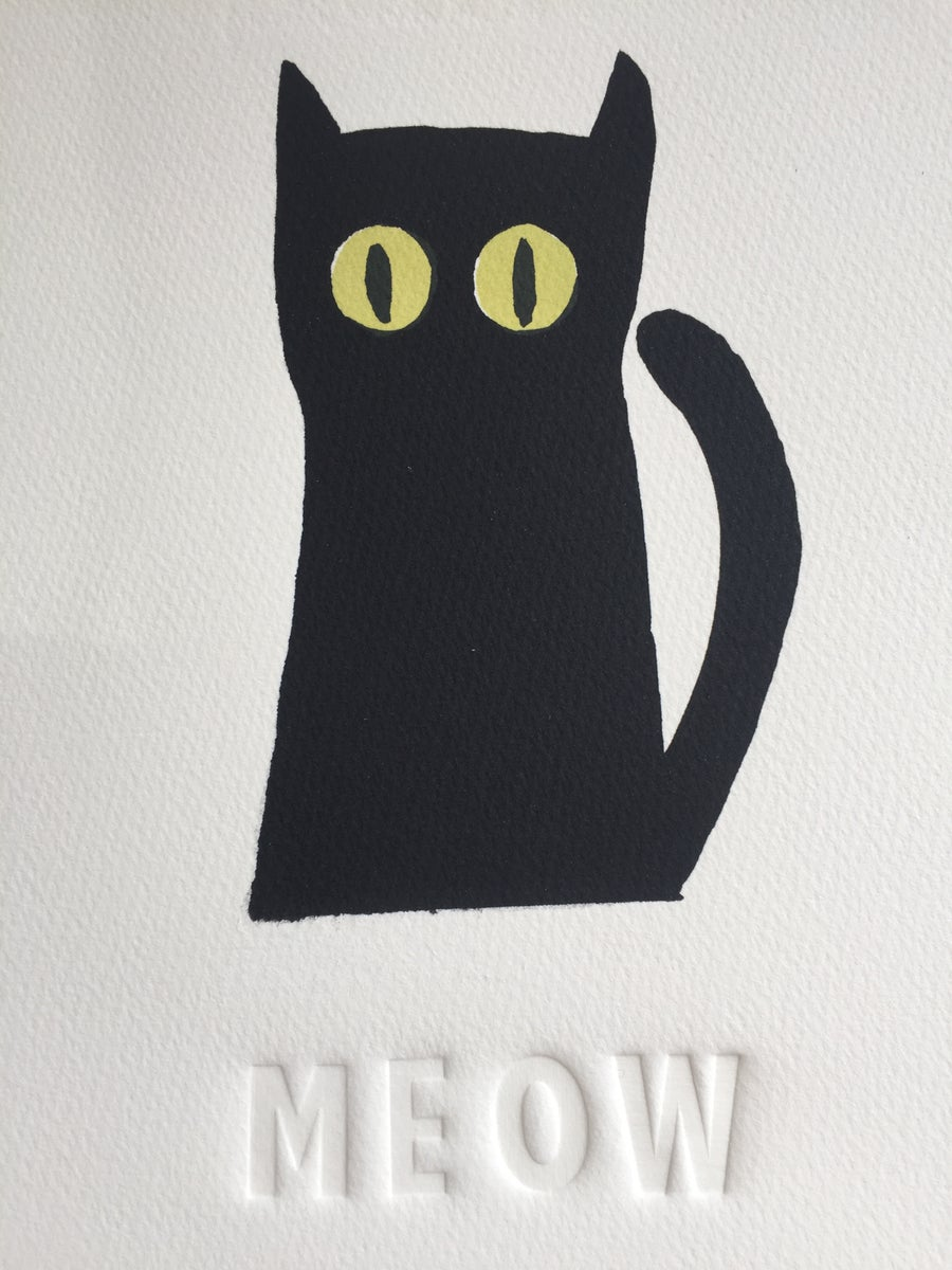 Image of 'Meow!'