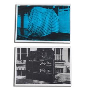 Image of 'NHSS II - Blue / Silver Pair' by Brian David Stevens
