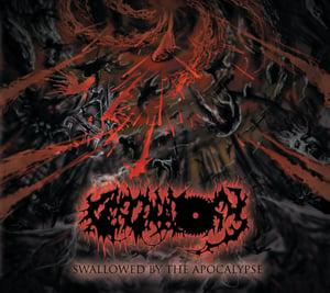 Image of CERCENATORY Swallowed By The Apocalypse Digi CD NEW !!!