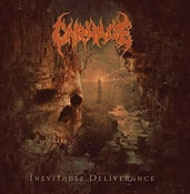 Image of CARNAGE	Inevitable Deliverance	CD  NEW !!!