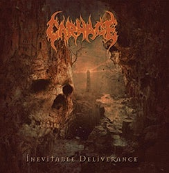 Image of CARNAGE	Inevitable Deliverance	CD