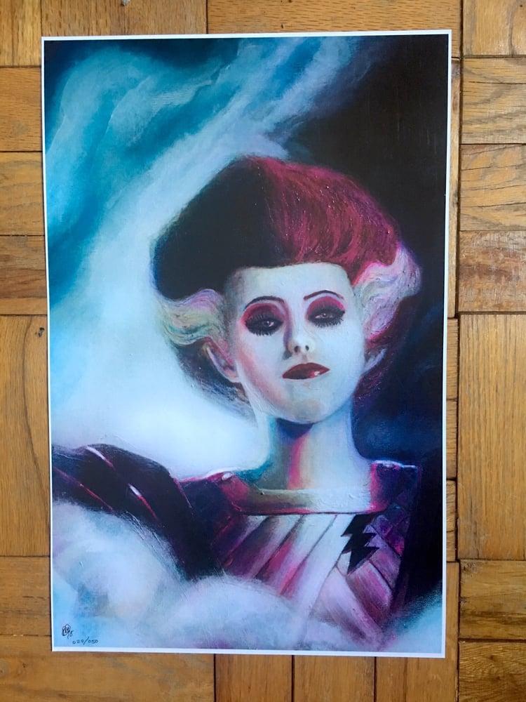 Image of Magenta Print