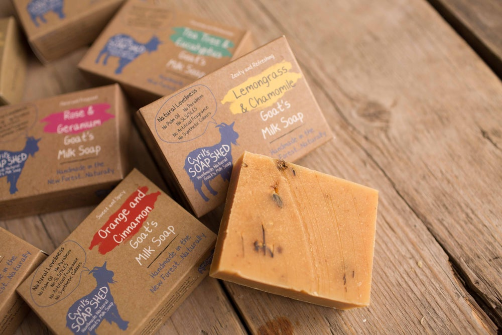 Image of Cyrils Goat Shed Soaps
