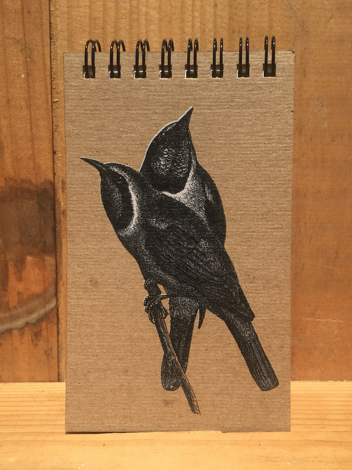 Image of Gold-Fronted Leafbird Notepads