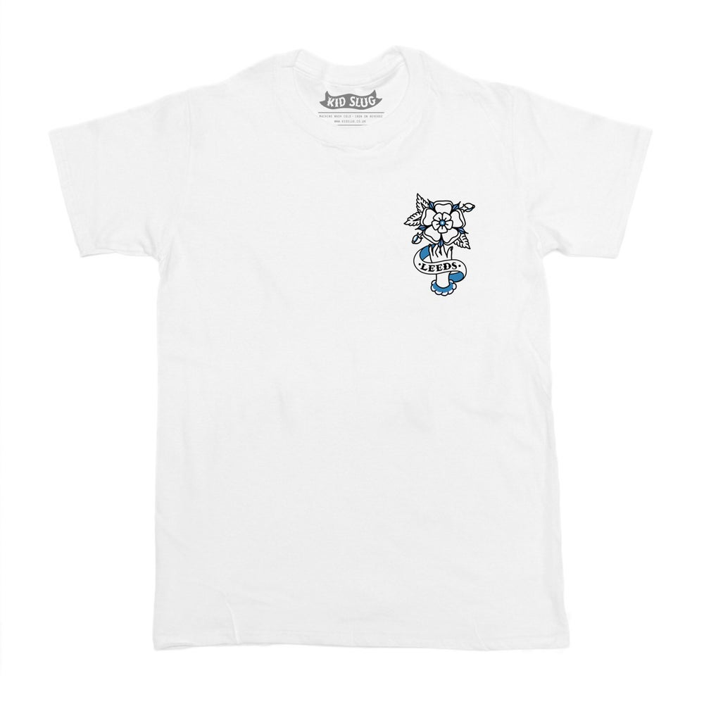 Image of Yorkshire Rose Tee