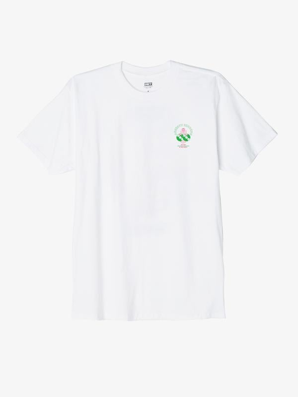 Image of OBEY - ANXIETY RIDDIMS PREMIUM TEE (WHITE)