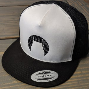 Image of D Brand Icon Trucker Snapback
