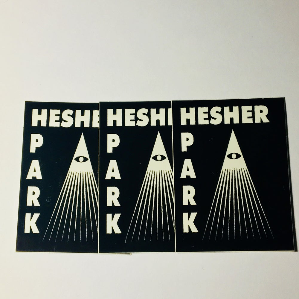Image of HOLY MOUNTAIN MINI STICKER SET