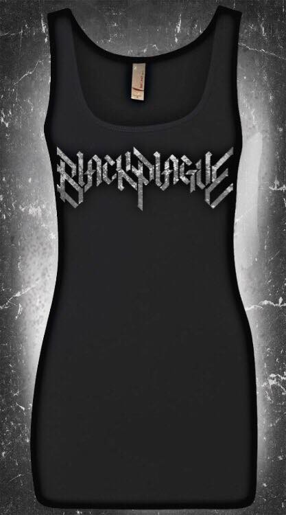 Image of Black Plague Logo Women's Tank Top