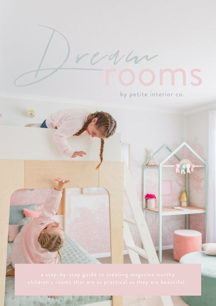 Image of Dream Rooms by Petite Interior Co.