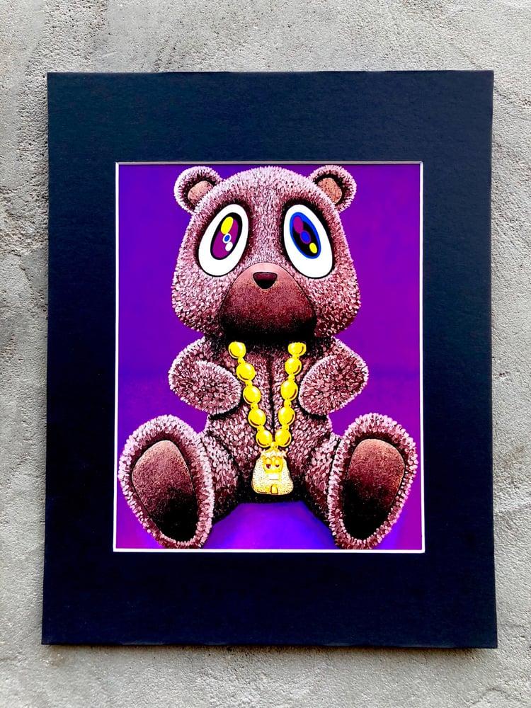 Image of Graduation Bear