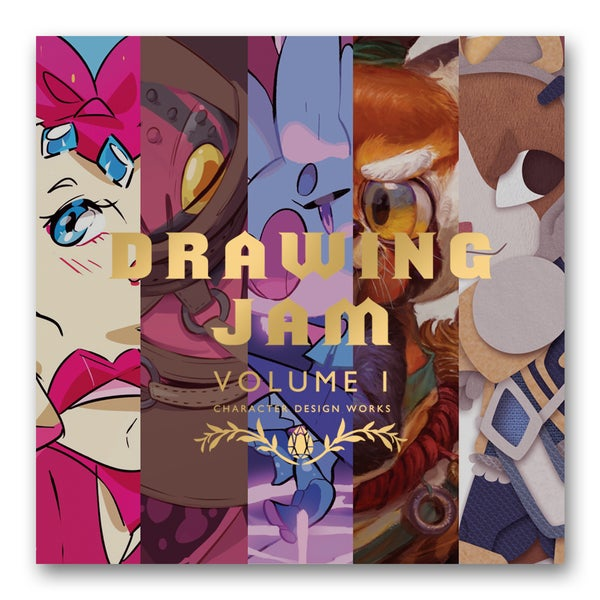 Image of Drawing Jam Volume 1