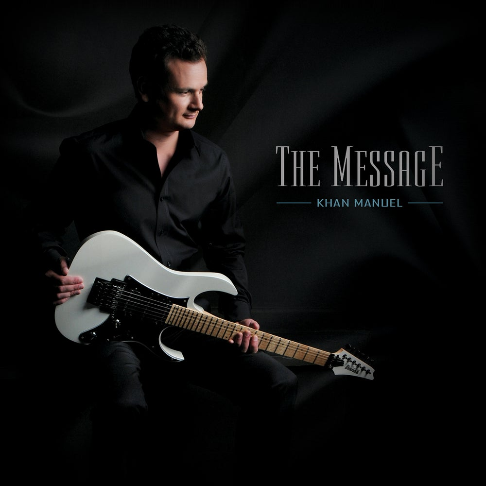 Image of The Message (CD)