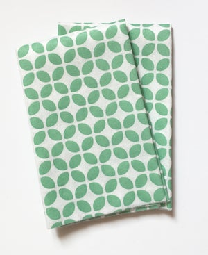 Image of Green-Leaf Ultra Absorbent Cloths - 12 cloths