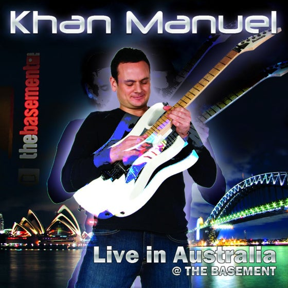 Image of Live in Australia (CD)